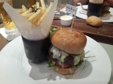 Waldorf Burger